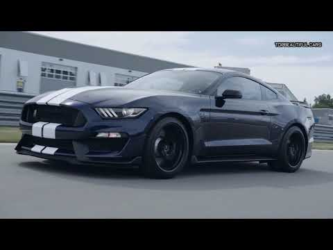 Ford Mustang Shelby GT350 2019 Exterior and Drive
