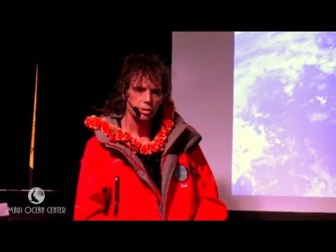 Maui Ocean Center Sea Talk: Humpback Whale Migration with Dr. Fred Sharpe and Kenneth O