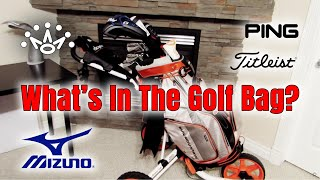 2015 What's in the Golf Bag?