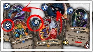 THESE CARDS WERE SO OP! - Nostalgia Brawl - Kobolds And Catacombs