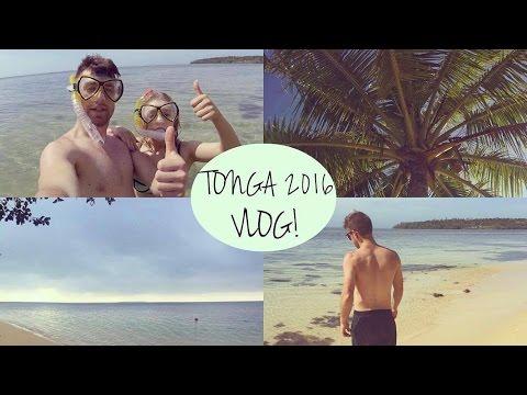 Tonga Trip 2016 | Jaymie Speer