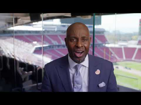 Jerry Rice is supporting NKF during National Kidney Month!