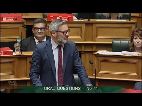 Question 11 - Hon Scott Simpson to the Minister for Workplace Relations and Safety