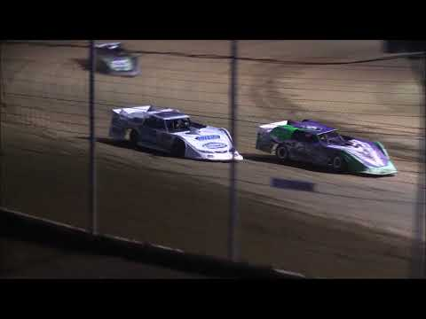 Limited Late Model Heat #2 from Portsmouth Raceway Park, May 27th, 2018.