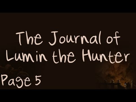 The Journal of Lumin the Hunter - Page 5 - Pandaren Dreams