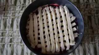 Как приготовить закрытый пирог.