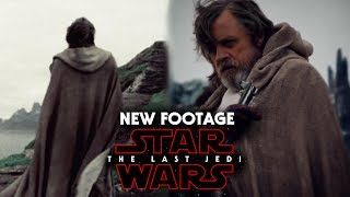 Star Wars The Last Jedi New Footage Coming Soon! Sizzle Reel - Exciting News