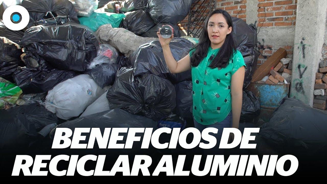 Aluminio, un material reciclable | Reporte Indigo