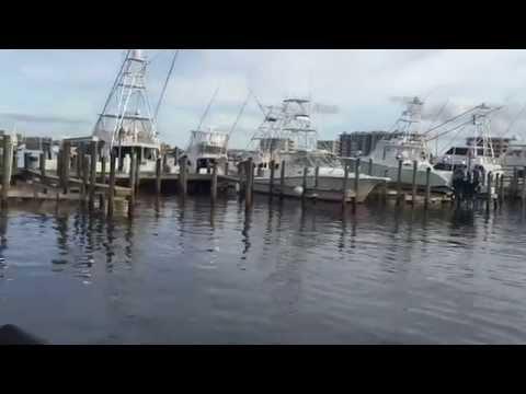 The Destin Yacht Club Expert, and Owner Broker Ann Nunn,explains Destin Yacht Club's Marina.
