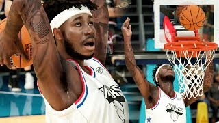 Turning ALL-STAR Game Into DUNK CONTEST! NBA 2K19 My Career Gameplay