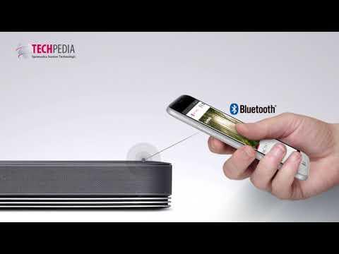 Soundbar LG SJ9 Sa Postará O Poriadne Priestorové Ozvučenie V Obývačke