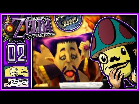 Moggy & Jonny lieben The Legend Of Zelda: Majoras Mask! - [Unruh-Stadt] #2