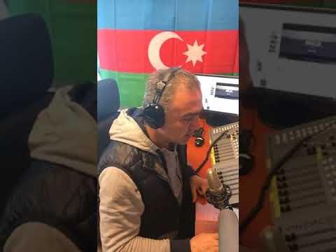 Yashar heydari . Azarbaycan  sesi radiosundan bugün 29.10.2017
