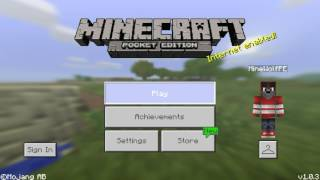How To Reduce Lag In Minecraft PE (0.17.0 - 1.0.0+) On Android & iOS [100% WORKS]