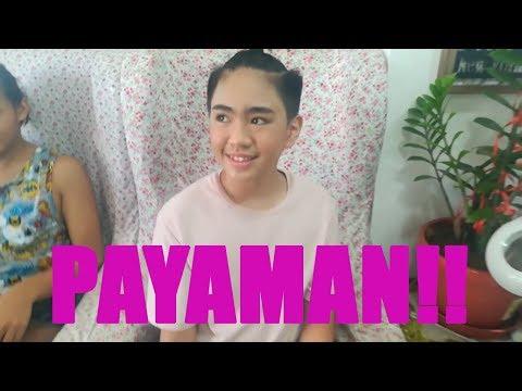 Nag pa-SALON ang mga Bayut! (+FACE MASK CHALLENGE)  BNT VLOGS #7