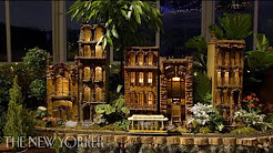Holiday Train Show at the New York Botanical Garden | The New Yorker