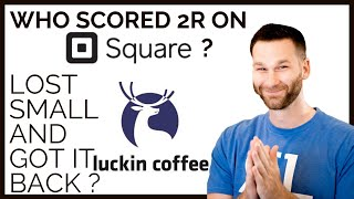 Who scored 2R on SQ and lost small on LK then got it back?!?!