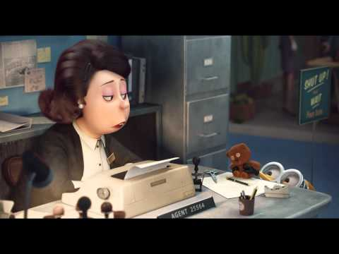 Миньоны (2015) Трейлер HD