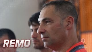 Remo do Flamengo acerta parceria com treinador francês