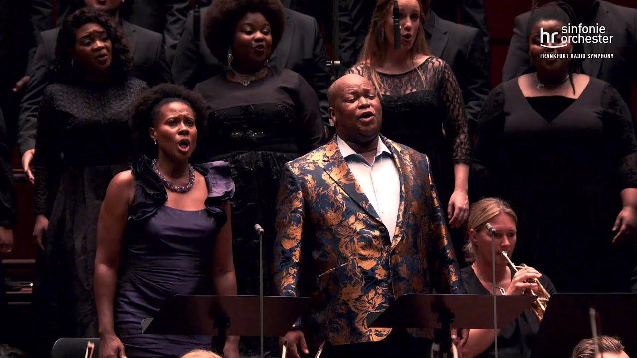 Download Gershwin: Lawd, I'm on my way ∙ Adina Aaron ∙ Musa Ngqungwana ∙ Cape Town Opera Chorus