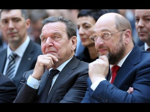 Gerhard Schröder - Arbeiterkind, Staatsmann, Strippenzieher [Doku 2016]   HD