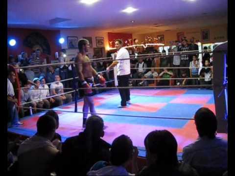 Alex vs Gregor KickBoxFight  Die Revanche