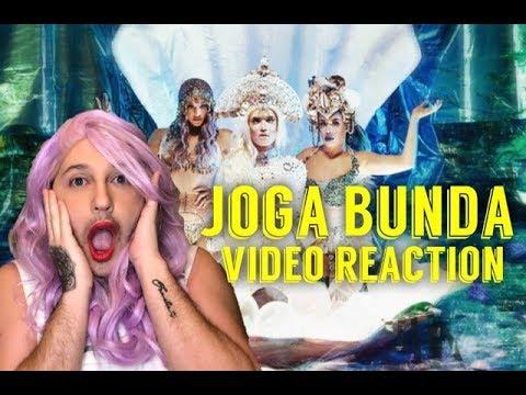 Joga Bunda - Aretuza Lovi feat Pabllo Vittar e Gloria Groove  Reaction