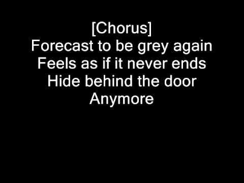 Tinchy Stryder- Let It Rain (feat. Melanie Fiona) lyrics on screen