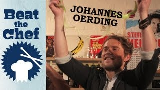 Johannes Oerding (Beat the Chef)