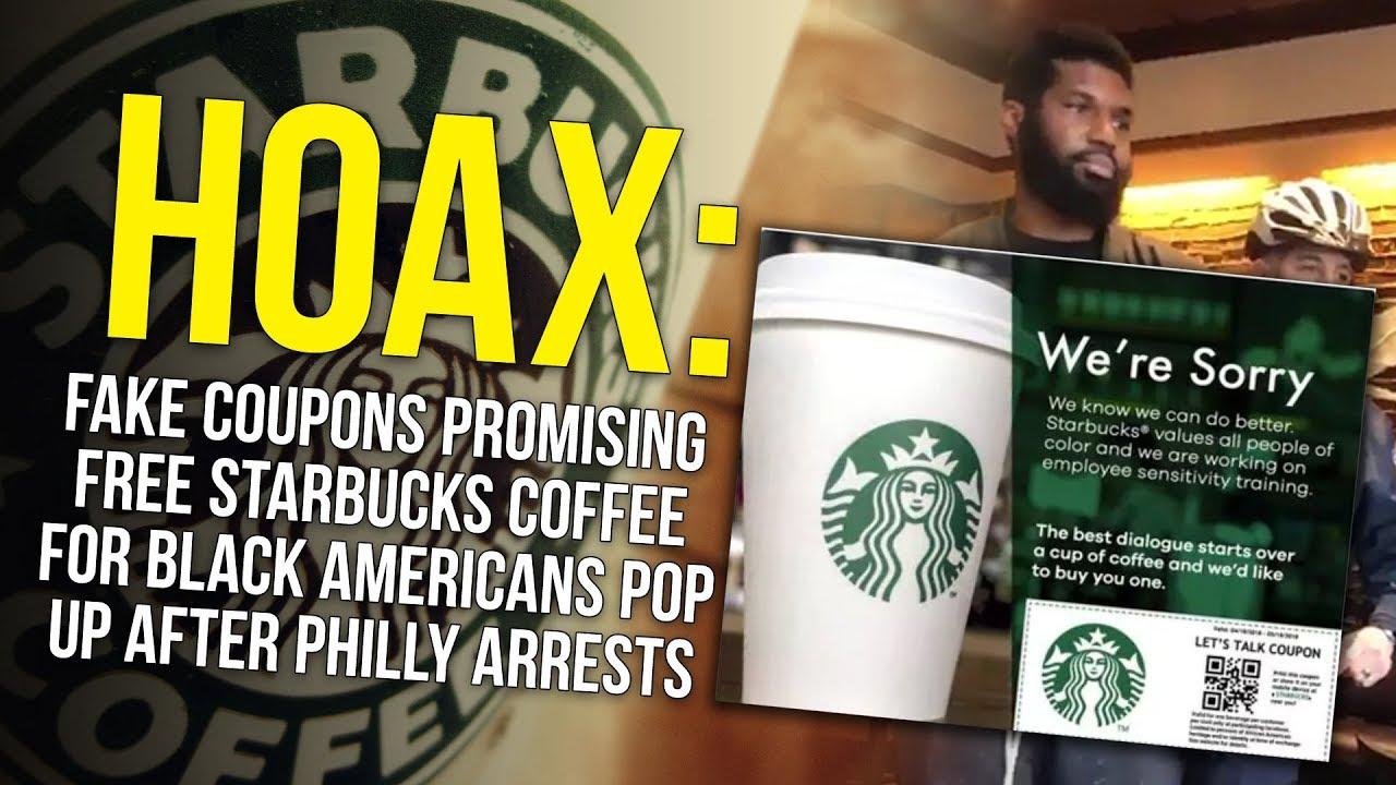 free coupons starbucks coffee