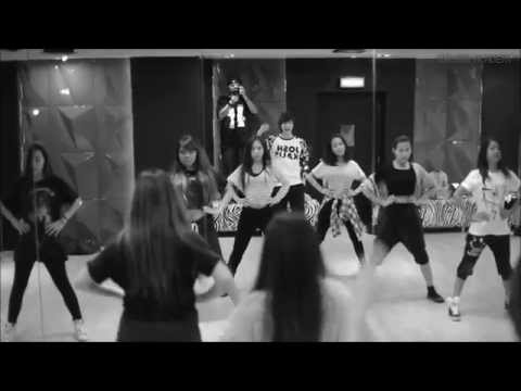 Willow Smith - Fireball ft. Nicki Minaj Cover dance Practice @ ONAIR ACADEMY