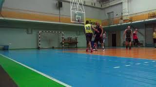 Новая Каховка тренировка баскетбол 14.09.2017 (2 часть)