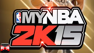 My NBA 2K15 (by 2K) - iOS - iPhone/iPad/iPod Touch Gameplay