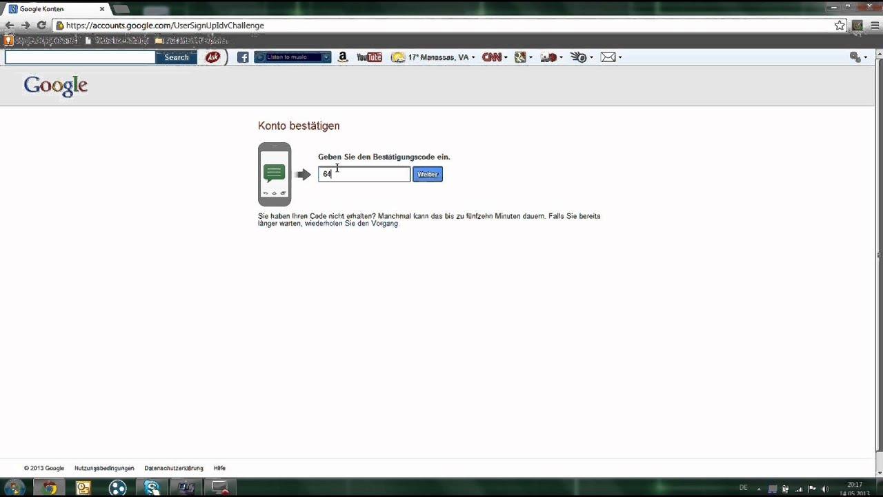 Youtube Acc Erstellen