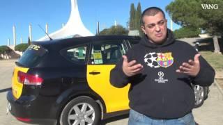 Así es el fundador de la asociación de taxistas Élite Taxi BCN
