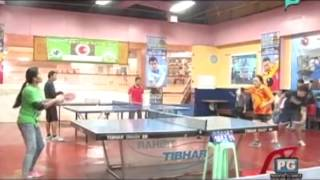[Good Morning Boss] Juan Life: Harrison Plaza Table Tennis Club [03|04|14]