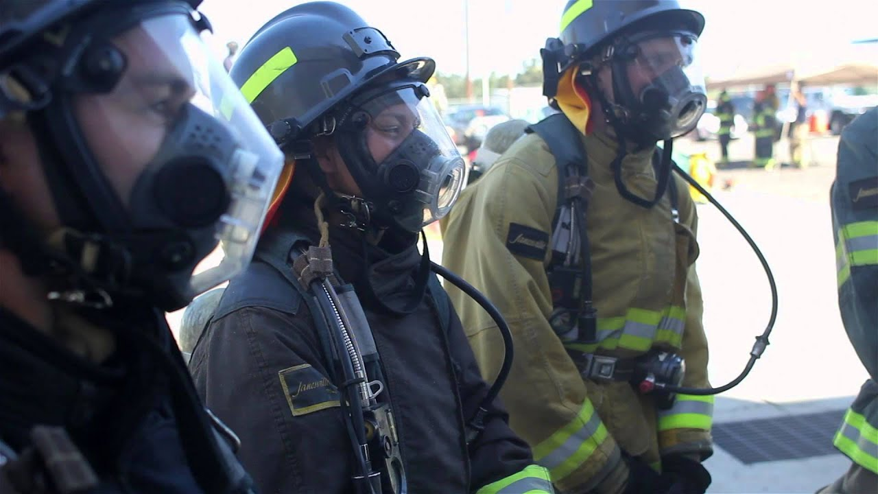 Firefighter I Academy - Sierra College Academics