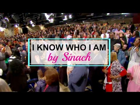 """""""I know who I am"""" by SINACH (Special service with Pastor Benny Hinn and Pastor Chris)"""