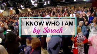 """I know who I am"" by SINACH (Special service with Pastor Benny Hinn and Pastor Chris)"