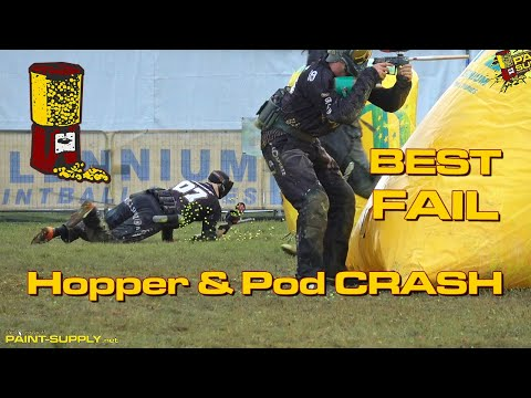 Best Paintball Fail No. 01 Funny Paintball Moments