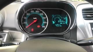 Chevrolet Beat 2018. Un ejemplo de por qué recomiendo pocos GM