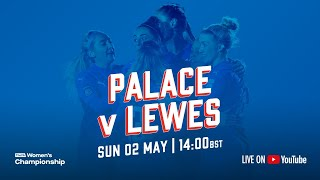 LIVE FOOTBALL | Crystal Palace Women v Lewes FC Women