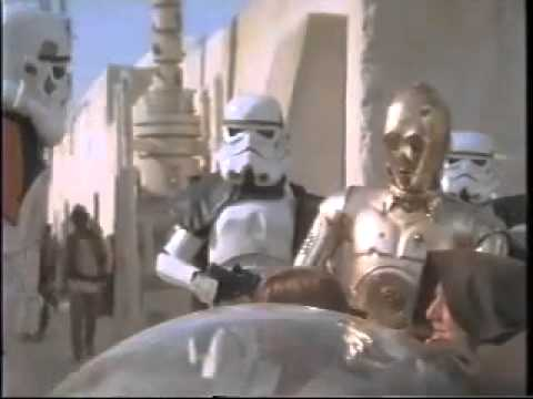 These Arent The Droids Youre Looking For Parody Youtube