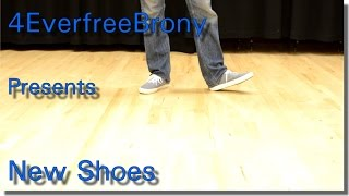 4EverfreeBrony - New Shoes