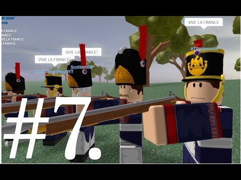 Roblox Blood And Iron Ep 7 Line Battles And Bayonet Charges W