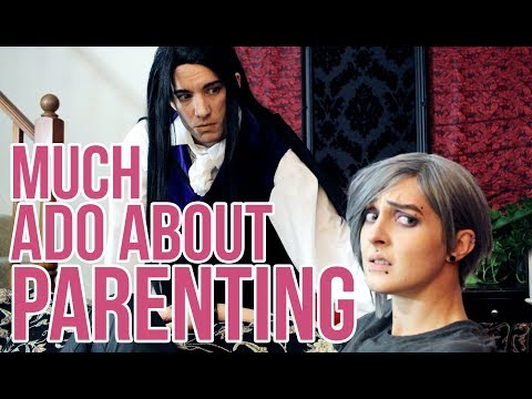 """Dream Theatre: """"Much Ado About Parenting"""" - A Dream Daddy Short Film"""