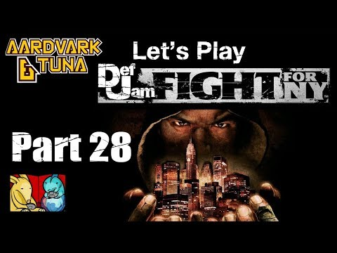 Let's Play Def Jam: Fight for NY - 28 - Waiting for the Trejo Train