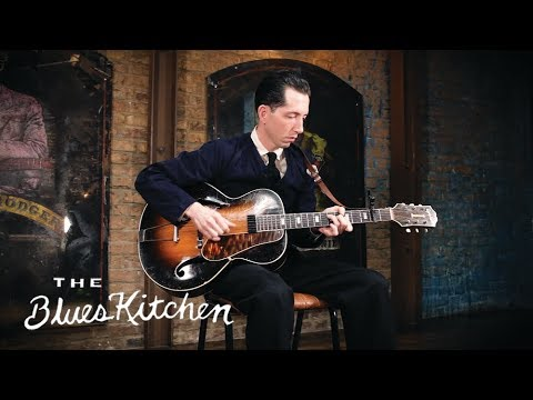 The Blues Kitchen Presents: Pokey LaFarge 'We Can't Loose' [Live Session]