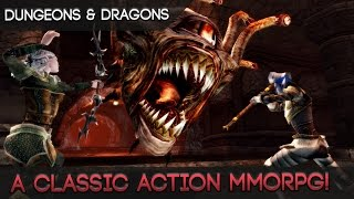 Dungeons and Dragons Online - A Classic F2P Action MMORPG Everyone Should Try Once!