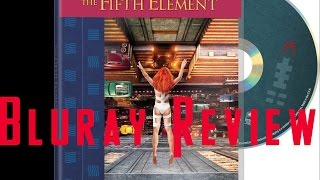 The Fifth Element - Supreme Cinema Series Bluray Review